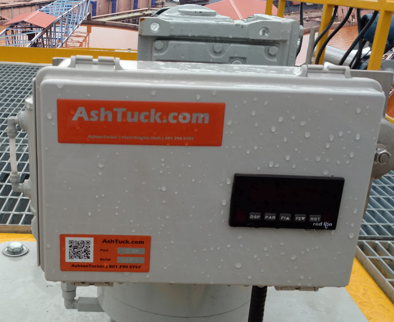 Drive Unit for Thickener