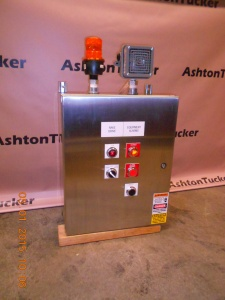 Start-Stop Alarm Station - Electrical Control | AshtonTucker