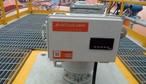 Calibrated Display for loadcell - Cuartel Militar